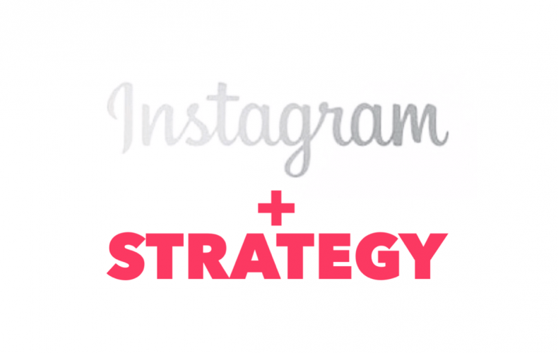 What does an Instagram Strategy look like?